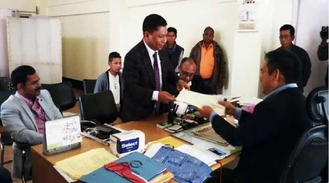 Meghalaya assembly election: Mukul Sangma will fight from 2 seat