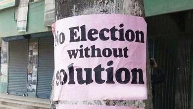 CCNTHCO calls Nagland bandh against upcoming Assembly polls
