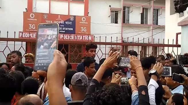 Assam: Sex Racket busted in Jorhat, 3 arrested