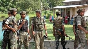 Confidence building measures along Assam-Mizoram border