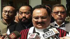 BJP has submitted a letter of support from 12 MLAs to Nagaland governor supporting NDPP's Neiphiu Rio as CM candidate.