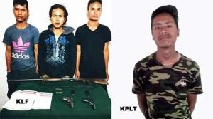 Assam: 3 KLF and 1 KPLT cadre apprehended in Karbianglong