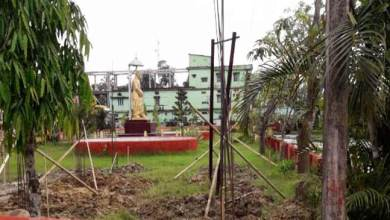 Photo of Assam: Row over toilet in Hailakandi, Construction stop after clash