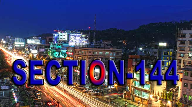 Assam: Legal implications of promulgation of Section 144