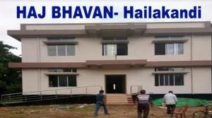 Assam: Newly built Haj Bhavan handed over to Hailakandi district administration