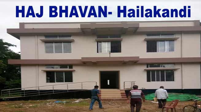 Assam: Newly built Haj Bhavan handed over to Hailakandi district administration