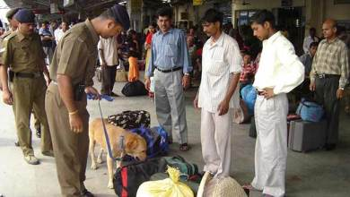 Assam:  NF Railway beefed up Security in  Guwahati Railway station for I- Day