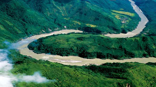Arunachal: Water level in Siang rising after Tsangpo swells in China
