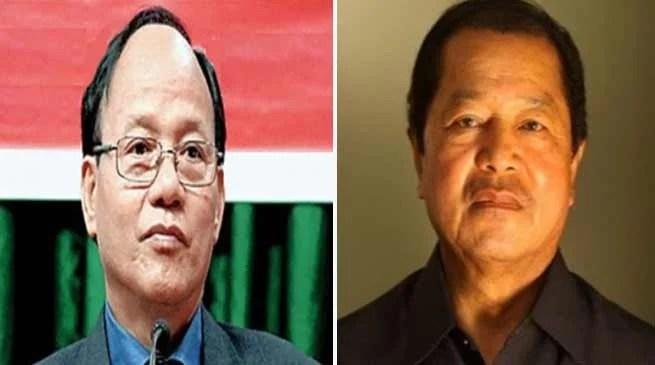 Mizoram: Lalzirliana tenders his resignation, CM takes over Home, Power portfolios