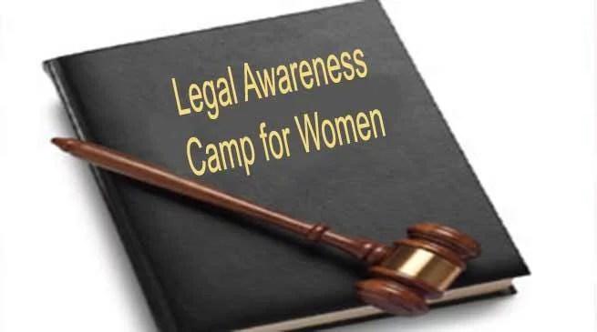 Assam: Legal awareness camps for women in Hailakandi district on September 27