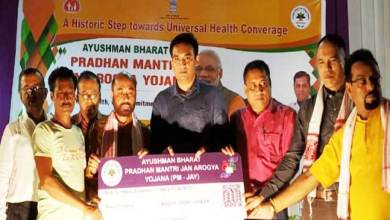 Assam: PMJAY rolls out in Hailakandi district