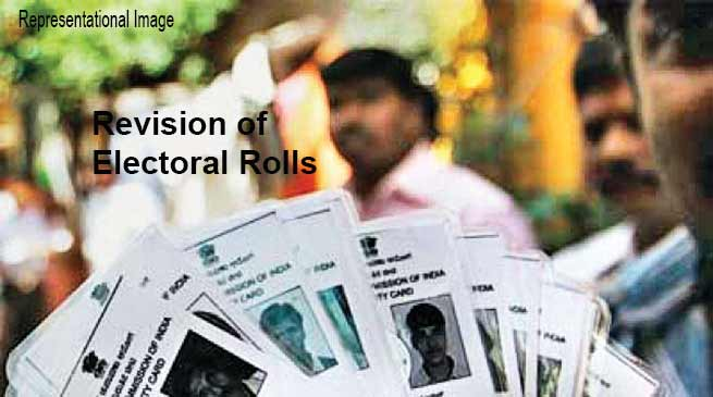 Assam: summary revision of electoral rolls in Hailakandi will start from Saturday