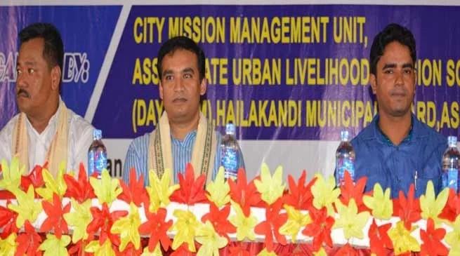 Assam: Workshop on Entrepreneurship Development for SHGs