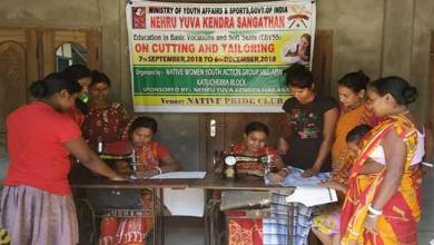 Assam: Training on Education in Basic Vocations and Soft Skills gets underway in Hailakandi