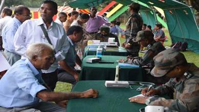 """Assam: Ex servicemen Rally to commemorate """"year of the disabled soldiers"""" at Jagiraod"""