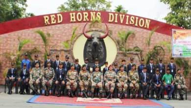 Photo of Assam: Army organises National Integration Tour for Students