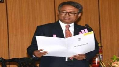 Manipur : Oinam Sunil New State Information Commissioner