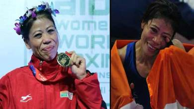 Photo of Manipur: Mary Kom wins record sixth World Championships gold medal