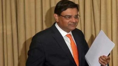 Photo of BREAKING NEWS- RBI governor Urjit Patel resigns