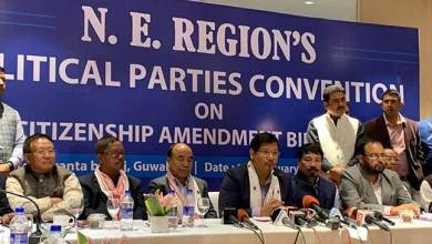 Photo of Assam: NE political parties decides to oppose Citizenship Bill