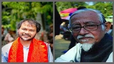 Assam: Sedition case field against Akhil Gogoi, Hiren Gohain for opposing Citizenship Bill