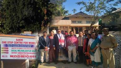 Photo of Assam: One Stop Centre for sexual, physical violence-affected women opens in Hailakandi