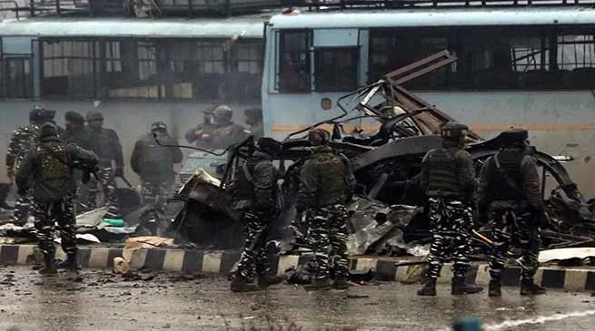 Kashmir attack- 18 CRPF Jawan killed- LIVE UPDATE