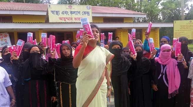 Assam:Hailakandi administration woos women voters