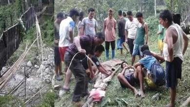 Kalimpong: Hanging Bridge Collapsed, 2 People Died, 5 Injured