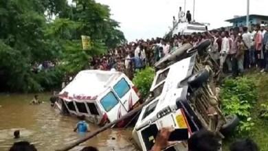 Assam- 2 passenger killed, several injured in a road accident in Karimganj