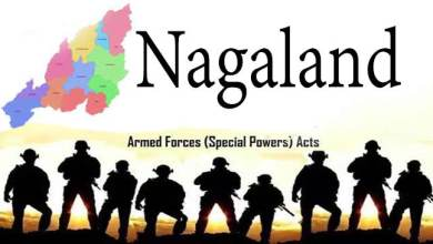 Photo of Nagaland declared 'disturbed area' for six more months under AFSPA