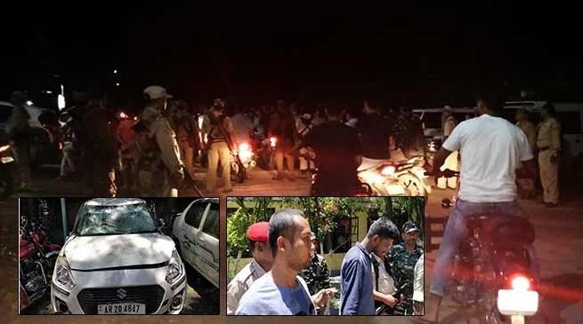 Assam: 2 killed, 3 injured in a clash in Dibrugarh