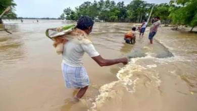Assam:  Flood situation improves in Hailakandi