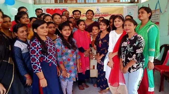 Assam: Skill development program inaugurated in Hailakandi