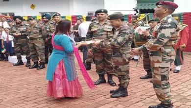 Mizoram: CIJW School Celebrates 73rd Independence Day