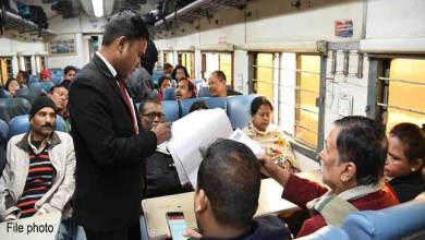 Assam: Rs. 39 crs realized by NFR from ticketless travellers