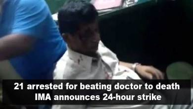 Assam: 21 arrested for beating doctor to death, IMA announces 24-hour strike