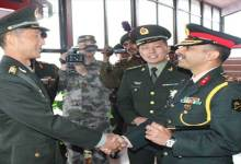 Photo of India & China troops hold BPM at Sikkim and Arunachal Pradesh