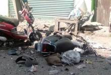 Photo of Manipur: 5 Policemen Injured in IED Explosion at Imphal Market
