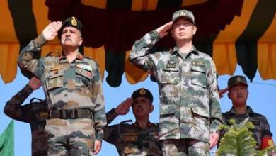 Photo of Meghalaya: Indo – China joint exercise Hand-in- Hand culminates