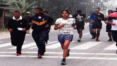 Photo of Assam: Indian Army organised mini marathon at udalguri