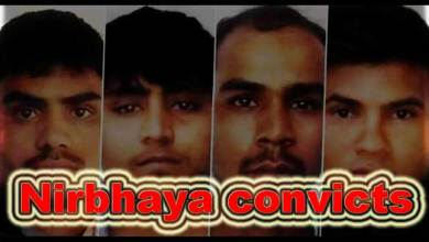 Photo of Nirbhaya case: convicts to be hanged on Feb 1, 2020