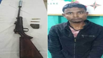 Photo of Assam: Poacher arrested, Arms recovered from Kaziranga