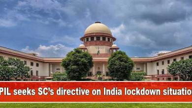 Photo of PIL seeks SC's directive on India lockdown situation