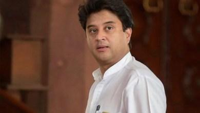 Photo of Congress leader Jyotiraditya Scindia resigns from Congress party