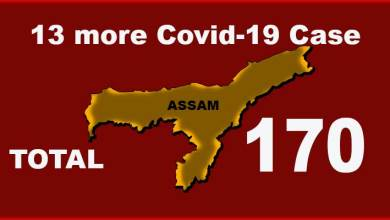 Photo of Coronavirus in Assam: 13 more tested positive for Covid-19