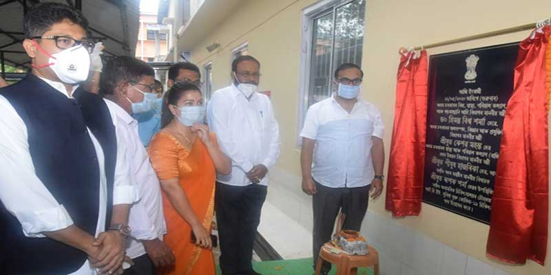Assam: Himanta inaugurates ICU facility at Nagaon Civil Hospital
