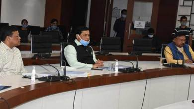 Assam CM Sarbananda Sonowal reviews flood situation