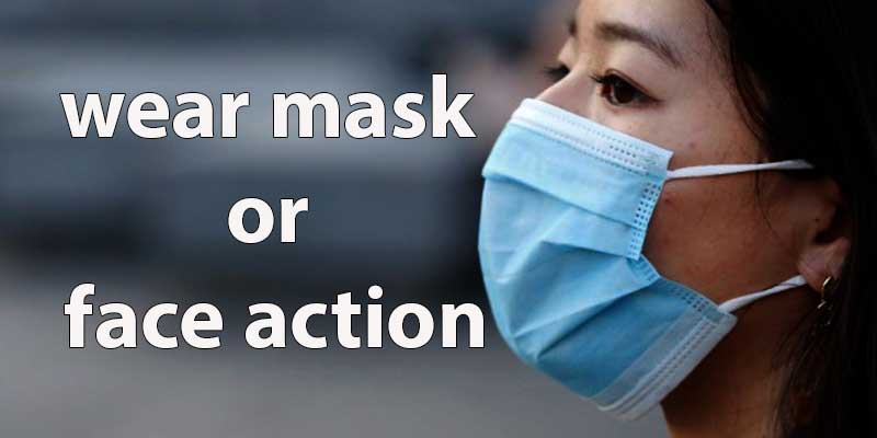 Assam: wear mask or face action- Hailakandi police