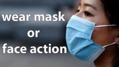 Assam: wear mask or face action- Hailakandi police